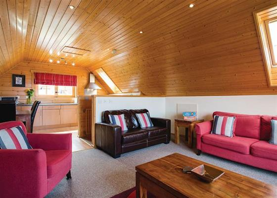 Tregea Lodge at Gwel an Mor, Redruth