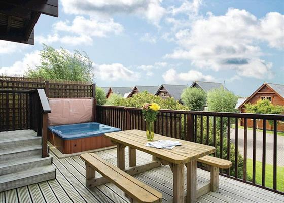 Tregea Premier VIP Lodge at Gwel an Mor, Redruth