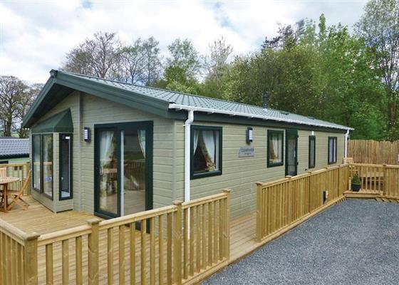 Tresco Lodge at Hillcroft Park, Penrith