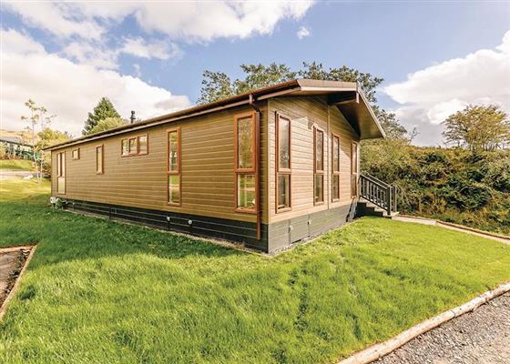 Turner Premier View 4 at Keswick Reach Lodge Retreat, Cockermouth