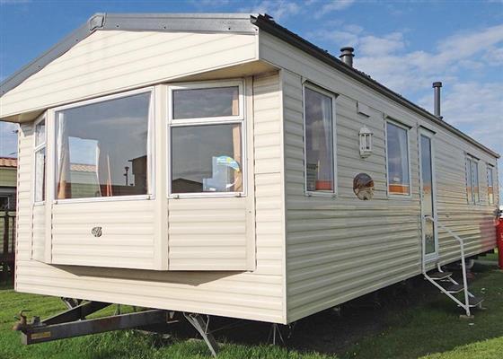 Ty Gwyn Standard 3 Caravan at Ty Gwyn Park, Abergele