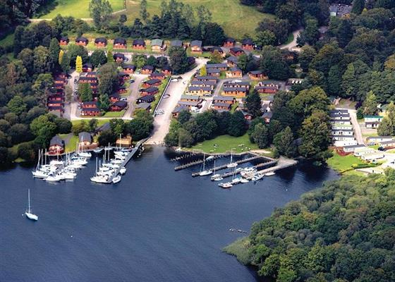 Ullswater Lodge at White Cross Bay, Windermere