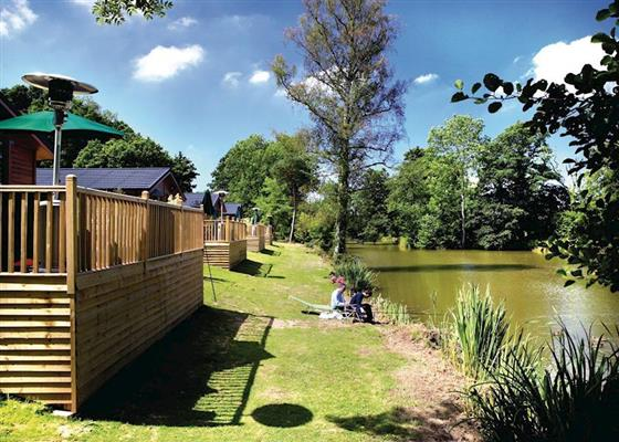 Upton Lakes Willow at Upton Lakes Lodges, Cullompton