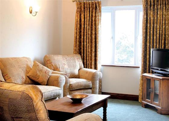 Veor Pool Apartment at Porth Veor, Newquay
