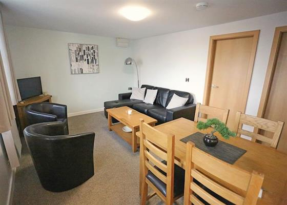 Verity Plus 2 Bed Apartment (Ground) at Ilfracombe Holiday Park, Ilfracombe