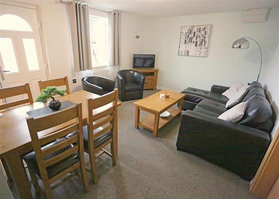 Verity Plus 2 Bed Apartment at Ilfracombe Holiday Park, Ilfracombe