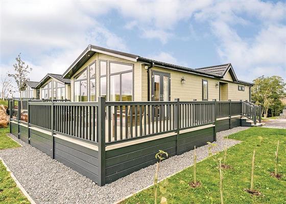 Wainwright Premier at Keswick Reach Lodge Retreat, Cockermouth