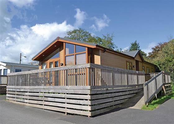 Warren Lodge at Oakcliff Holiday Park, Dawlish