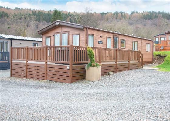 Waterside Ben Lomond 3 at Loch Lomond Holiday Park, Arrochar