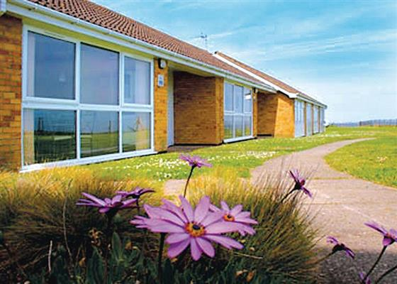 Waterside Bungalow 2 at Waterside Village, Lowestoft