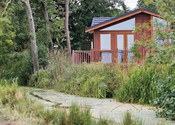Waterside Lodge at Waveney River Centre, Beccles