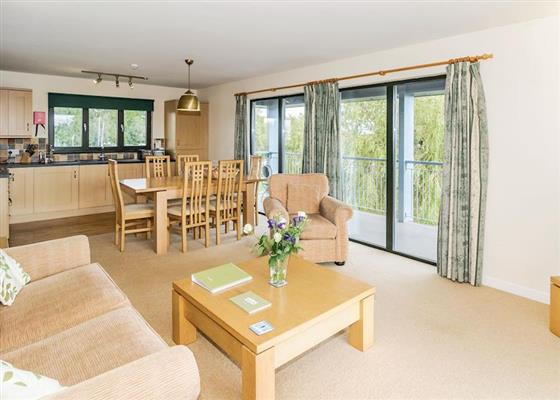 Waveney Penthouse at Waveney River Centre, Beccles