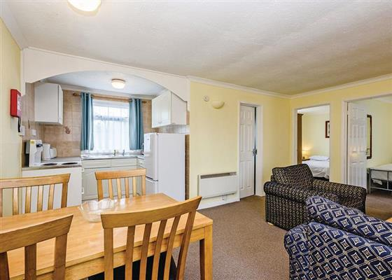 Waveney Suite at Vauxhall Holiday Park, Great Yarmouth