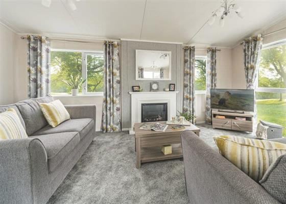 West Sands Luxury Lodge at West Sands, Chichester