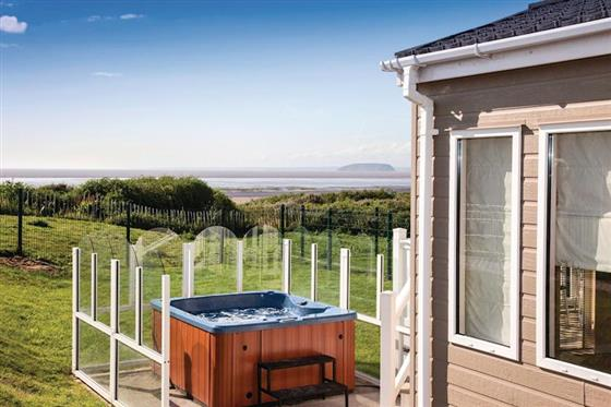 Western Sunset Lodge at Golden Sands Brean, Burnham-on-Sea