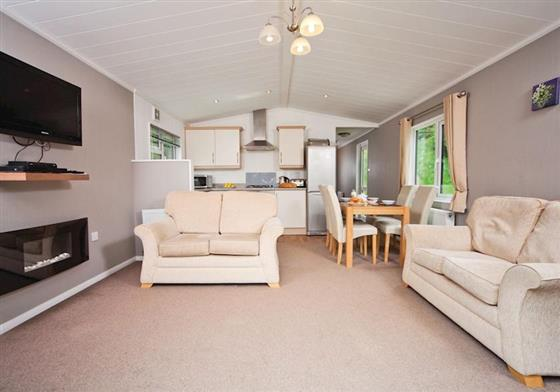 Westholme Maple VIP at Westholme Lodges, Leyburn