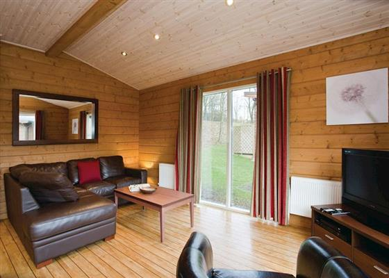 Westholme Oak VIP at Westholme Lodges, Leyburn
