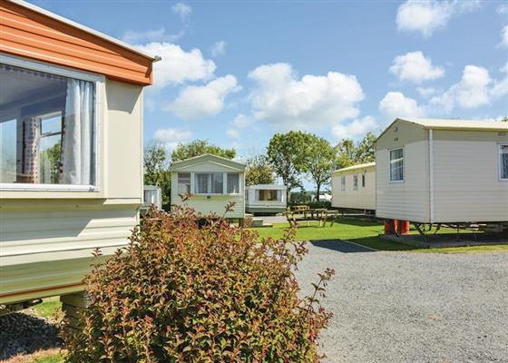 Willerby at Chy Carne Holiday Park, Helston