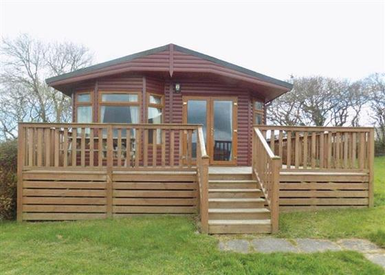 Willow Lodge Plus at Meadow Lakes Holiday Park, St Austell
