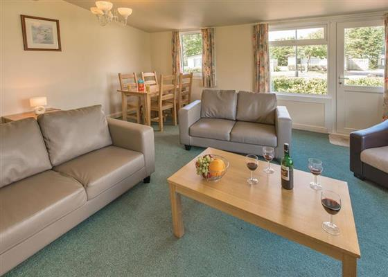 Windermere Chalet at Solway Holiday Village, Silloth