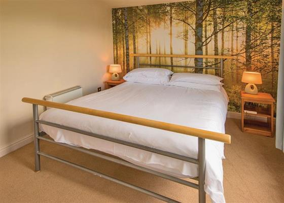 Windermere Chalet Plus at Solway Holiday Village, Silloth