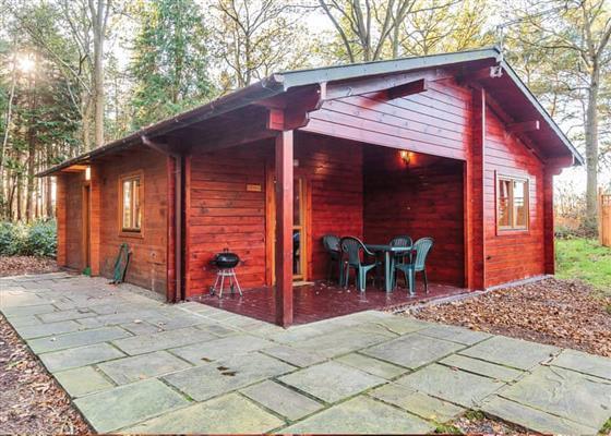 Woodland Elm Lodge at Woodland Park Lodges, Ellesmere