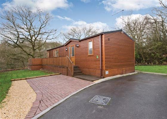 Woodland Executive Plus at Swainswood Leisure Park and Spa, Swadlincote