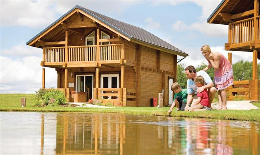 Woodland Lakes Lodges