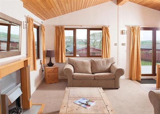 Woodland Lodge at White Acres, Newquay