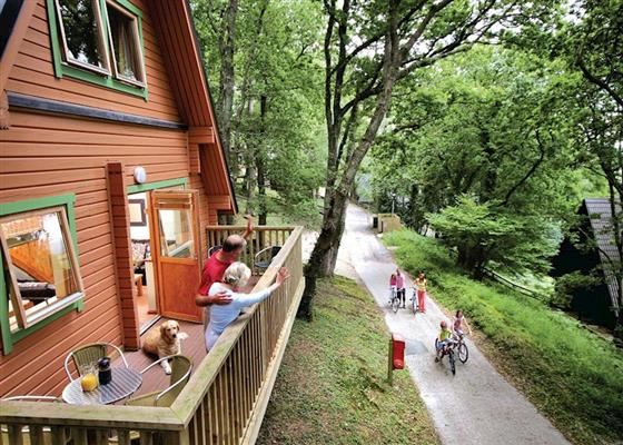 Woodland Lodge Six at Finlake Lodges, Newton Abbot