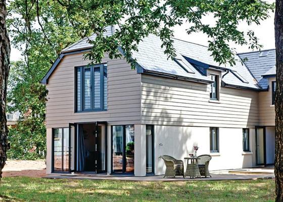 Woodland Lodge Spa 3