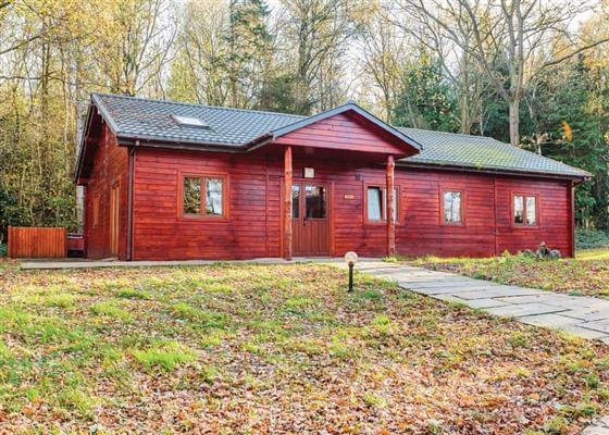 Woodland Oak Lodge at Woodland Park Lodges, Ellesmere