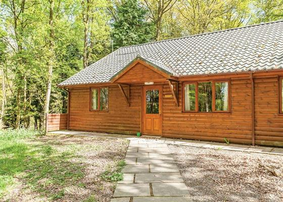 Woodland Rowan Lodge at Woodland Park Lodges, Ellesmere