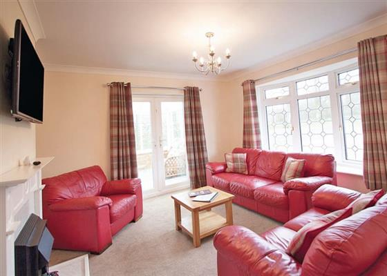 Woodlands Bungalow WF at Woodthorpe Leisure Park, Alford