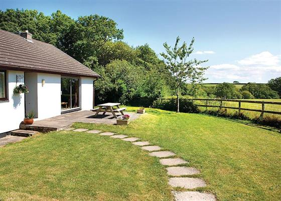 Woodlands Cottage at Eastcott Lodges, Holsworthy