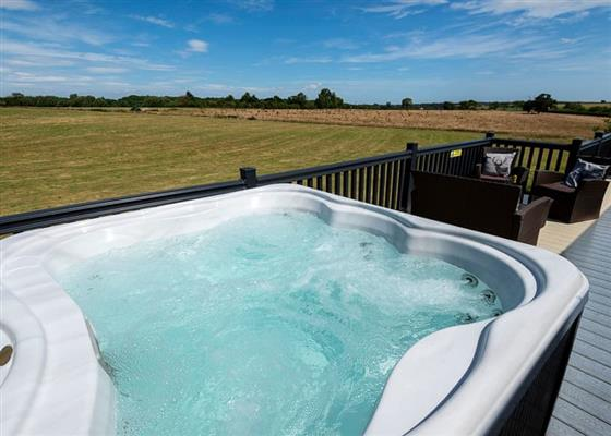 Woodside Spa at Raywell Hall Country Lodges, Cottingham