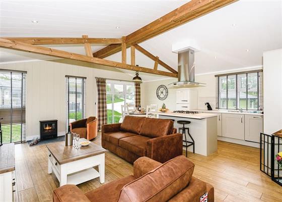 Wordsworth Select at Keswick Reach Lodge Retreat, Cockermouth