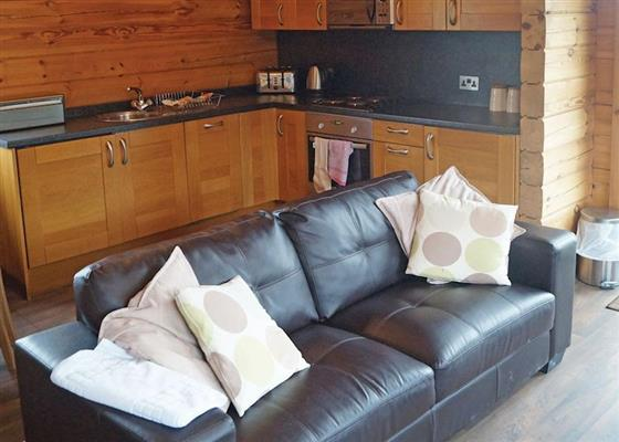 Yew 4 at Woodland Lakes Lodges, Thirsk