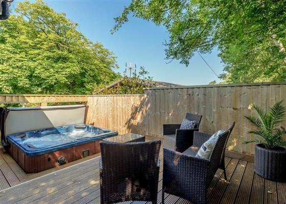 Yew Lodge at Royale Resorts at Romansleigh Retreat, South Molton